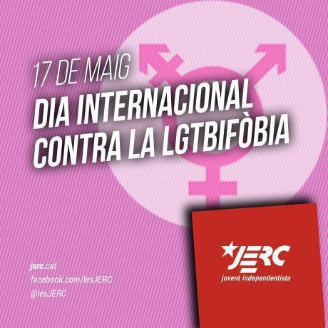 17 de maig, Dia Internacional contra la LGTBIfòbia