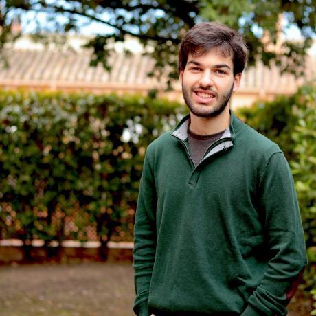Guillem Lloret, militant del Jovent Republicà del Pla de l'Estany