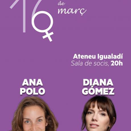 Diana Gómez i Ana Polo
