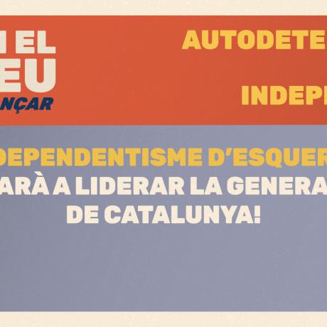 Un cop més es demostra que Catalunya es vol emancipar!
