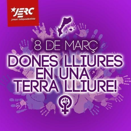 8 de Març: Dia Internacional de les Dones