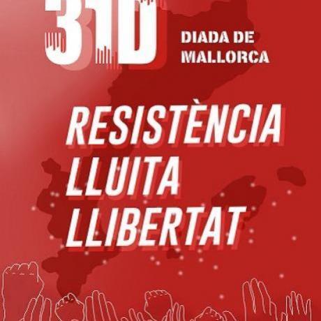 Diada de Mallorca: resistència, lluita i llibertat!
