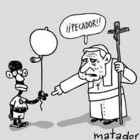 Hipocresia Papal
