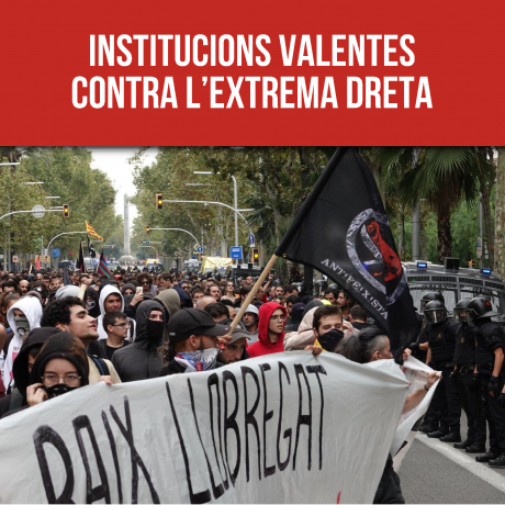 Institucions valentes contra l'extrema dreta