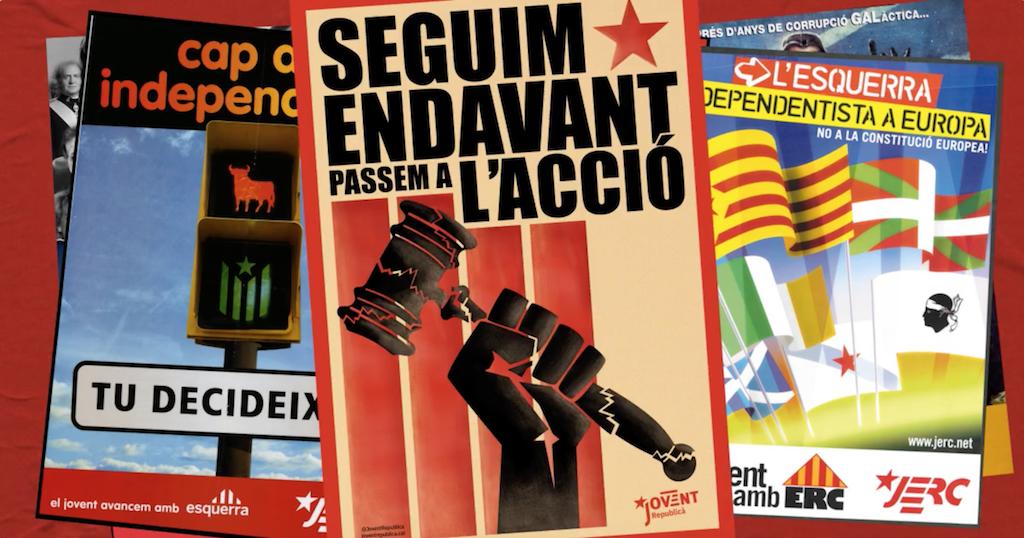 De generació en generació per uns Països Catalans lliures i justos!