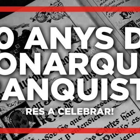 El jovent independentista dels Països Catalans no reconeixem la Constitució del 78!