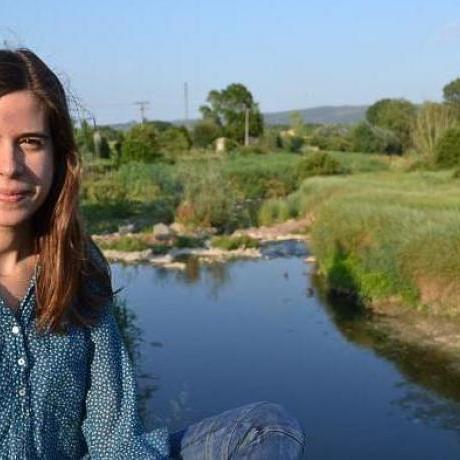 Júlia Solà, secretària nacional de Medi Ambient i Política Territorial de les JERC