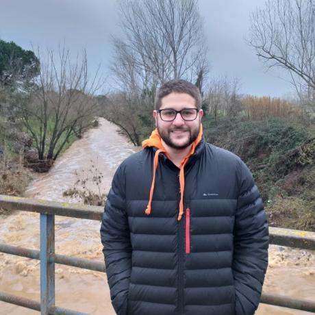 Miquel Salvans, secretari d'activisme del Jovent Republicà Comarques Gironines