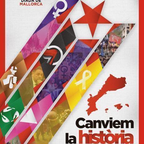 Diada de Mallorca. Canviem la història!