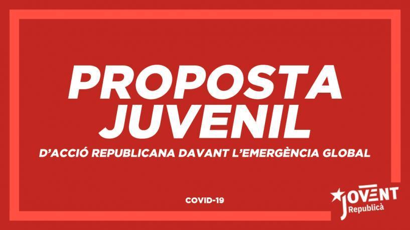 La resposta catalana passa per la sostenibilitat, la solidaritat, l'autodeterminació i la República.