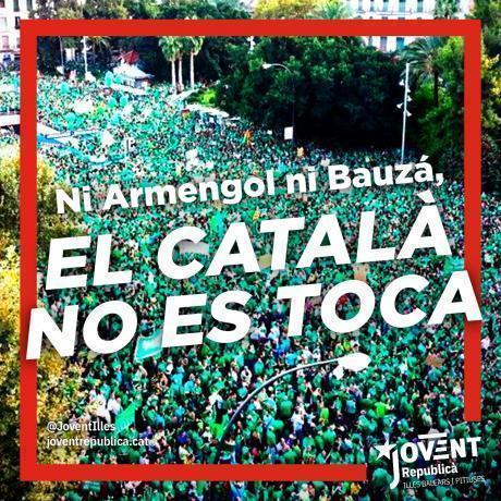Ni Armengol ni Bauzá, el català no es toca!
