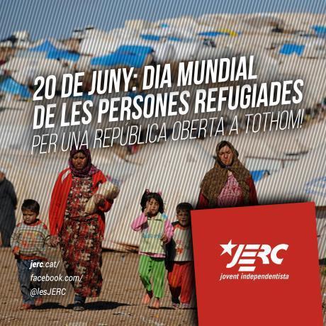 20 de juny, Dia Mundial de les persones refugiades