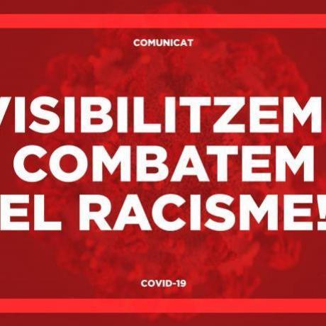 La crisi del coronavirus ha fet aflorar les situacions de discriminació estructural