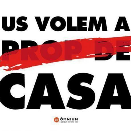 Volem justícia, exigim llibertat!
