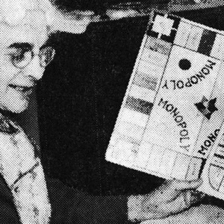 Elizabeth Magie, creadora del Monopoly