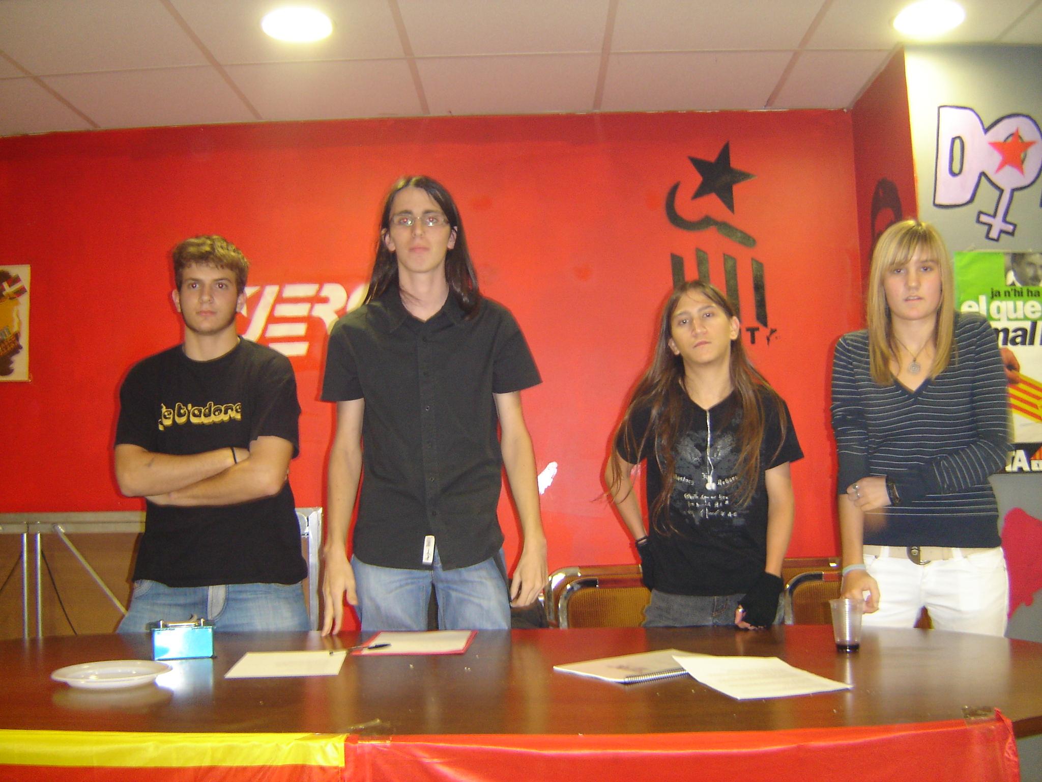 Congrès Lleida 08'
