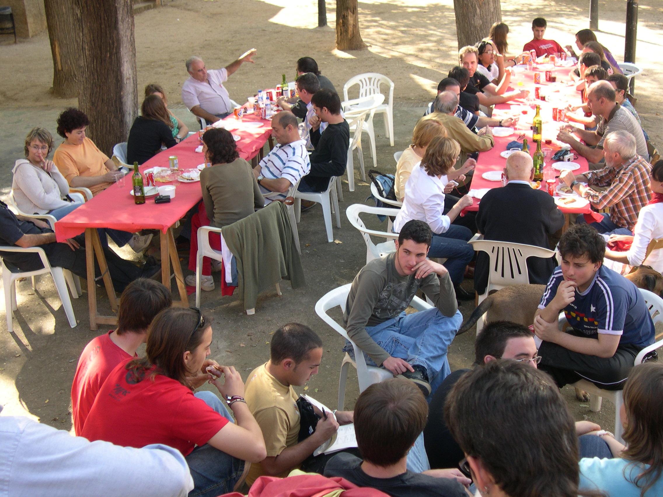 Botifarrada Octubre 2007