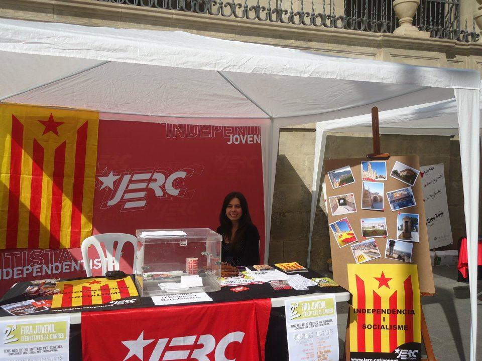Fira d'Entitats de Lleida (Consell Local de Joventut de Lleida)