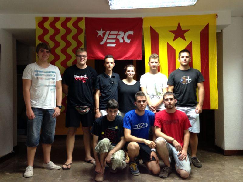 Renovació Comitè Local JERC Tarragona