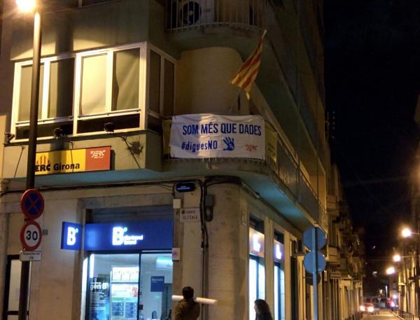 25N #diguesNO
