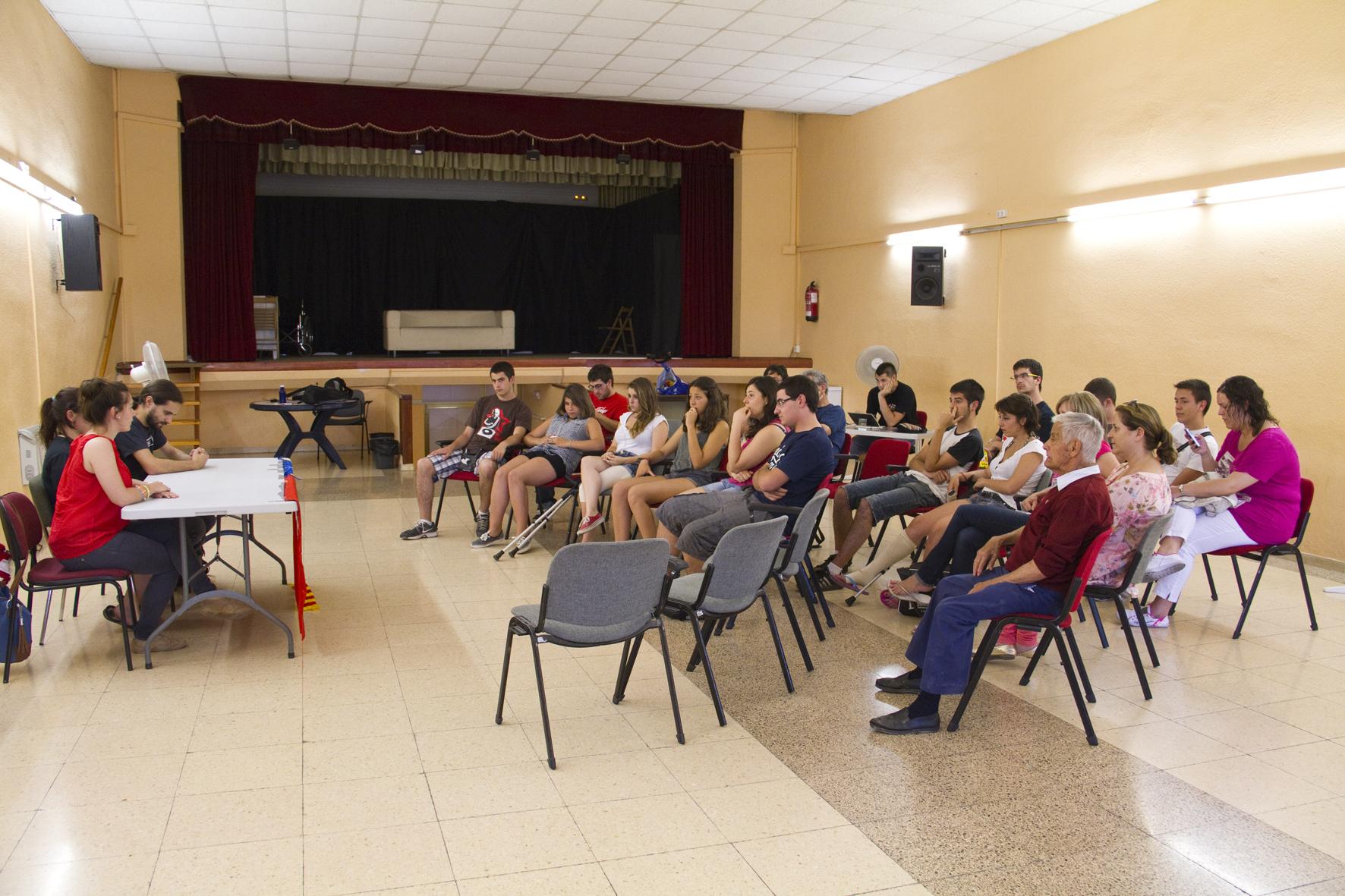 Presentació JERC La Secuita