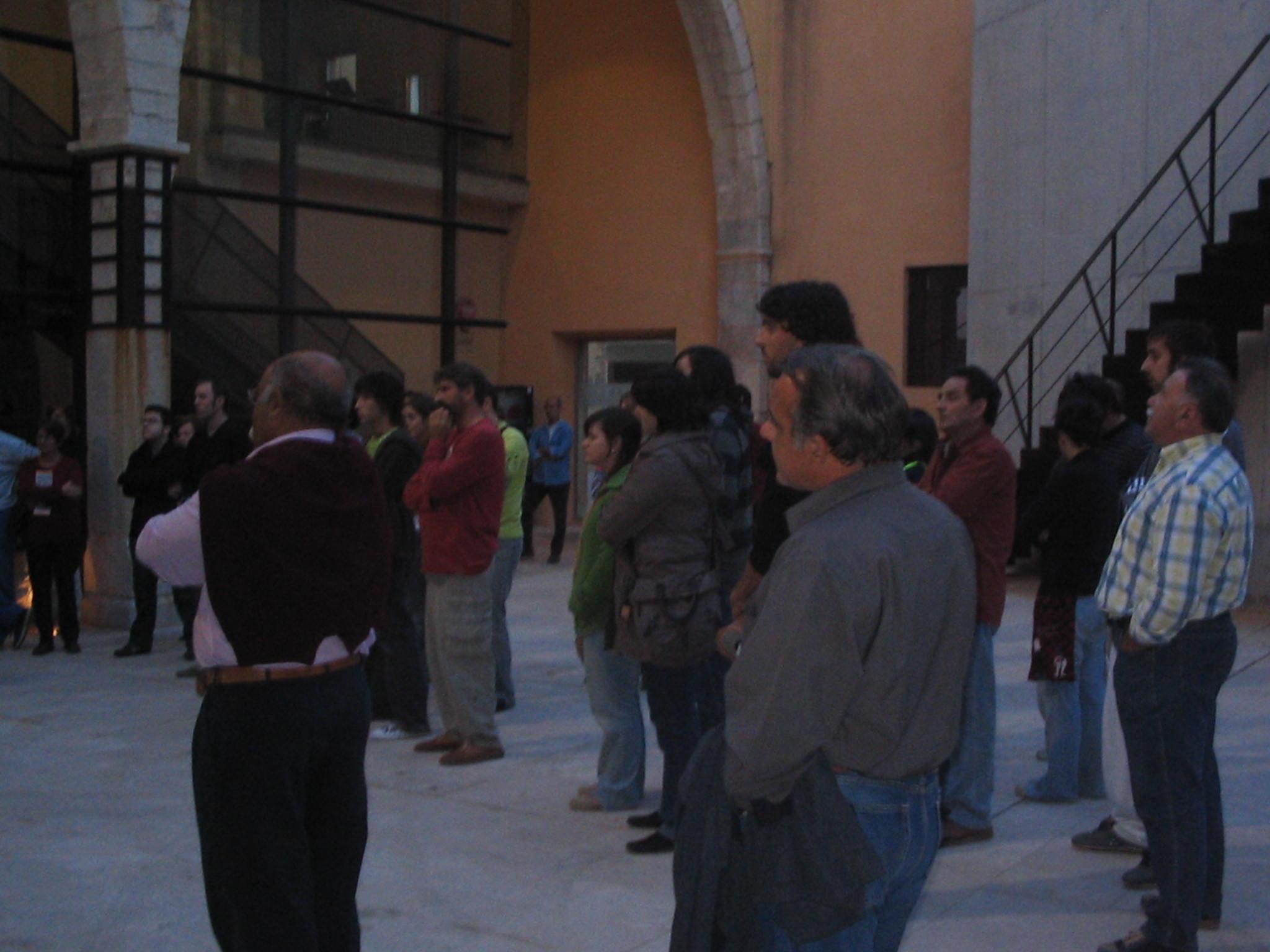Presentació JERC Binissalem 12/11/2006