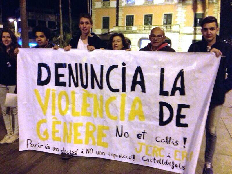 25N - Dia contra la violència masclista