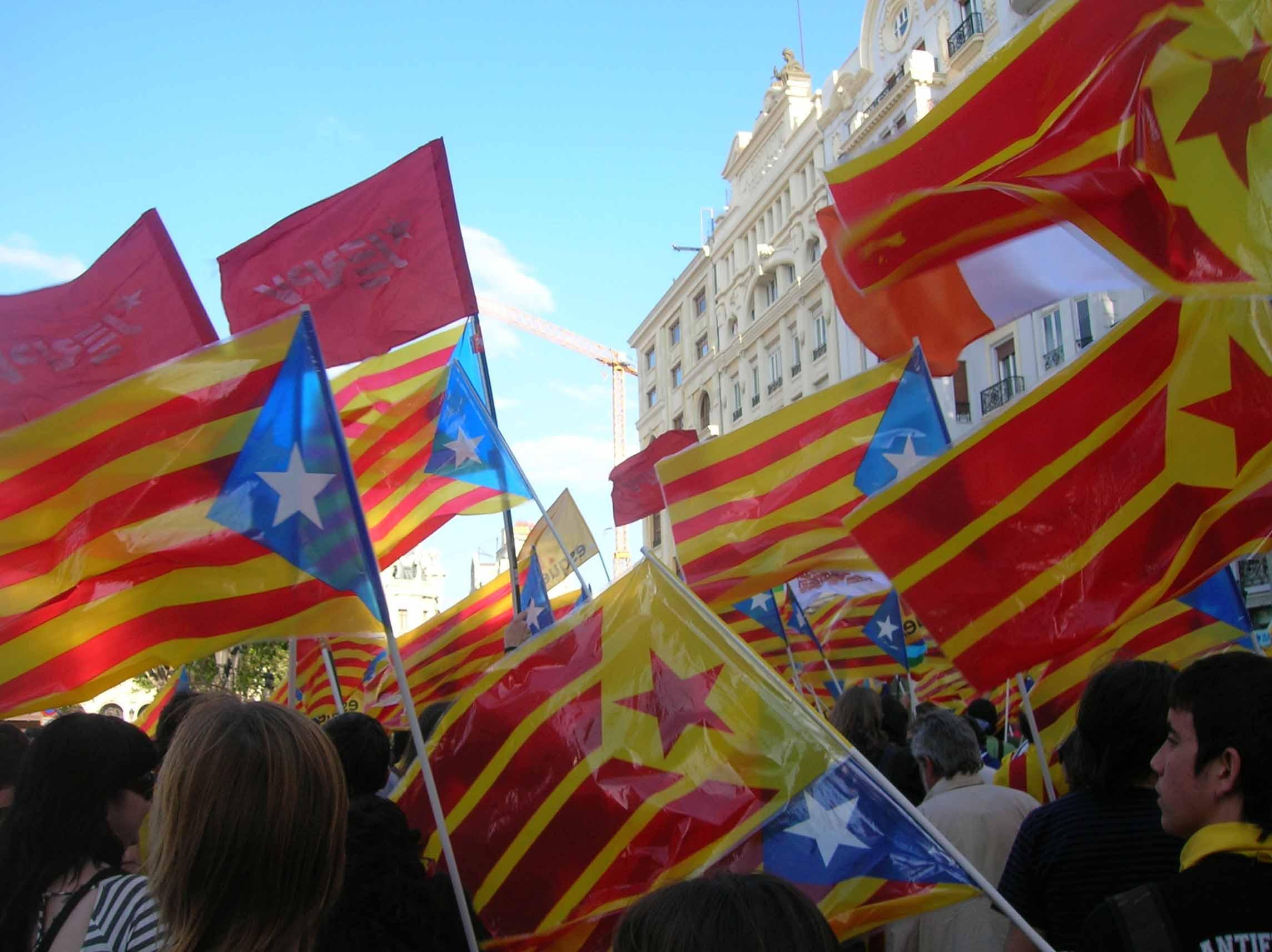 Manifestació València 300 anys!