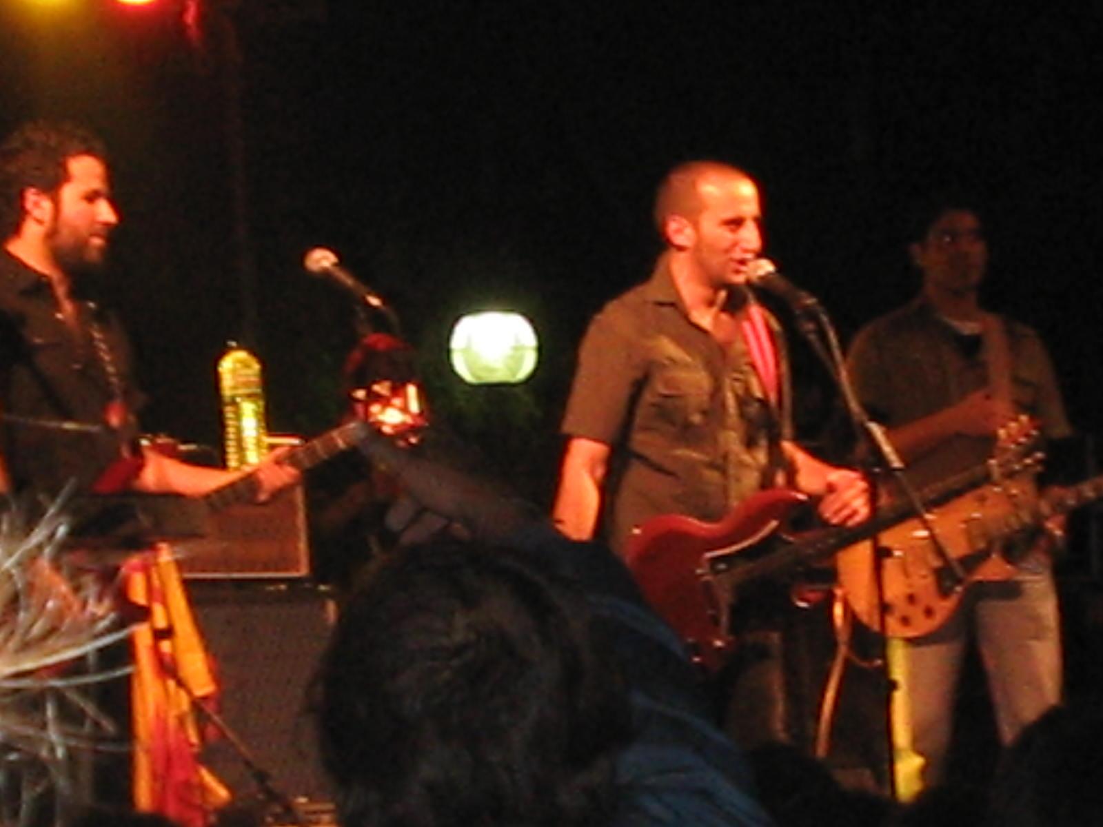 Dinar, mani i concert. Diada de Mallorca 30/12/2006