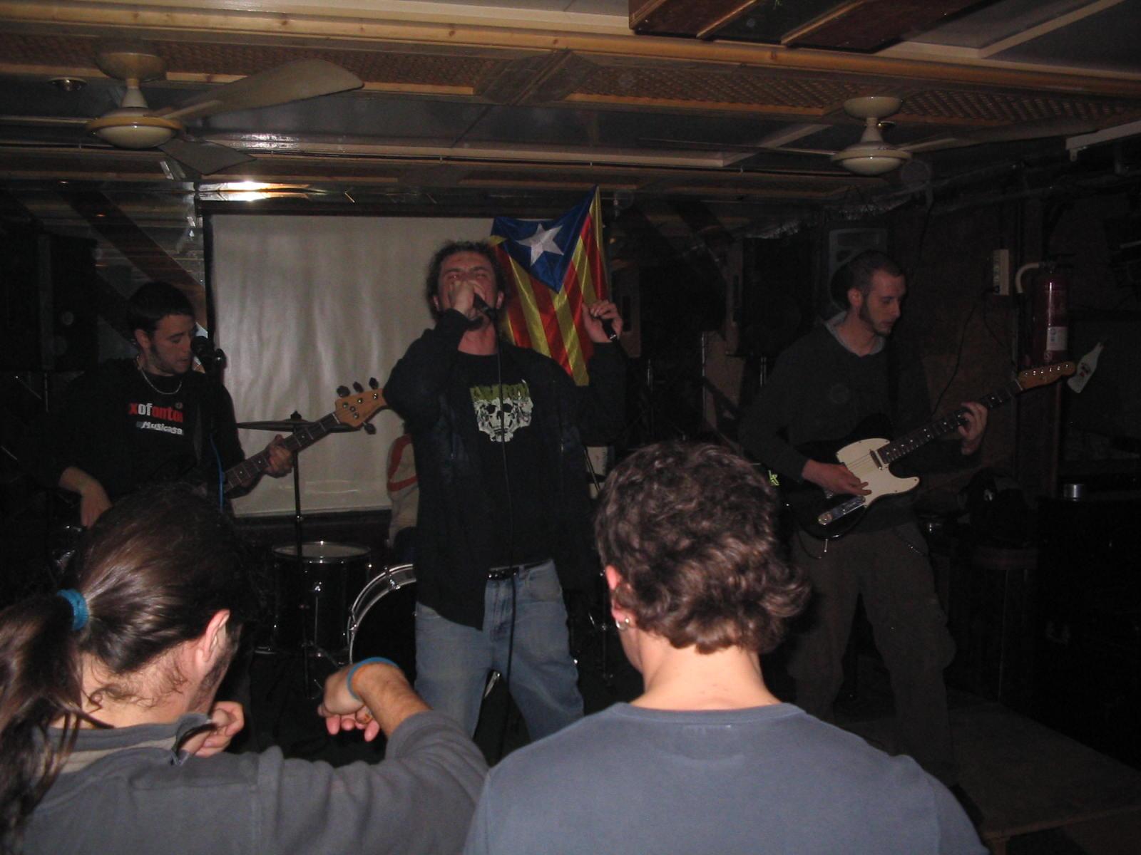Concert Anti-constitucional 07/12/2007