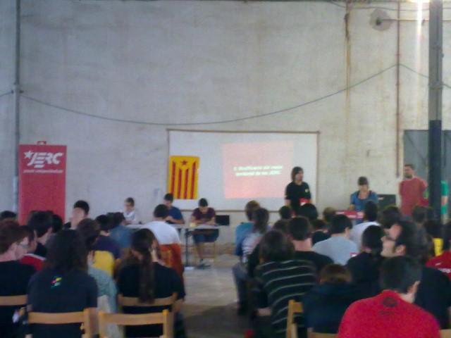 Creació Federació Catalunya Central. Consell Nacional Granollers