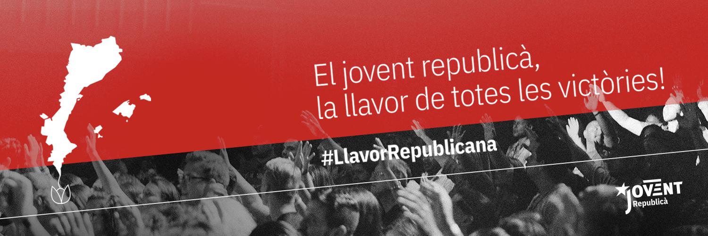El jovent republicà, la llavor de totes les victòries!