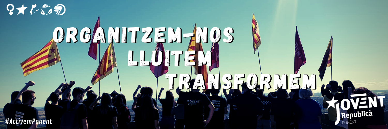 Organitzem-nos, lluitem, transformem