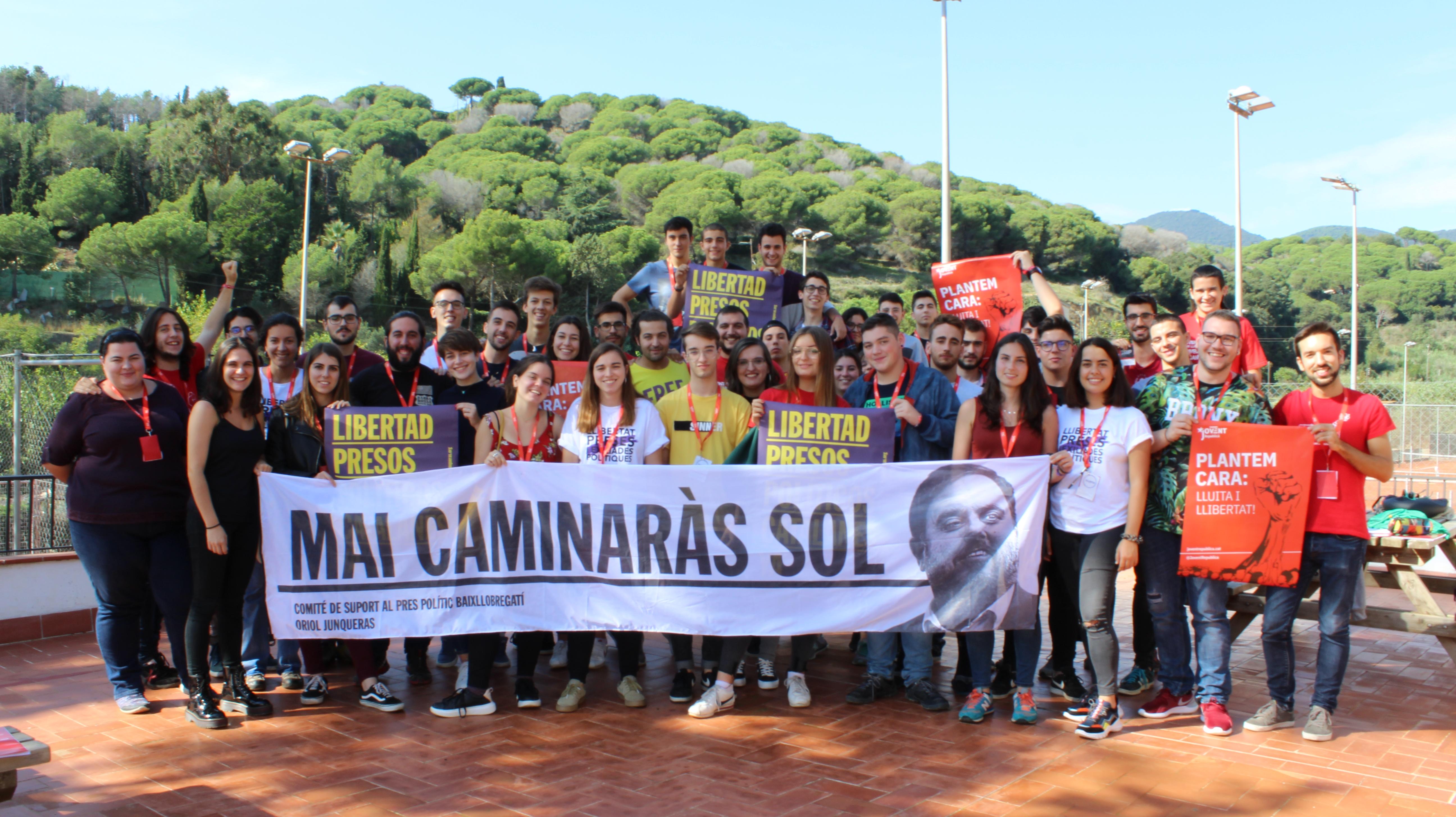 El Jovent Republicà del Baix Llobregat organitza l'Escola de Formació més participativa enfocada en les eleccions municipals