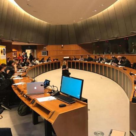 Trobada de dones al Parlament Europeu