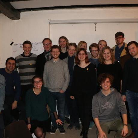 Les Joventuts d'Esquerra Republicana convidats per el SF-Ungdom