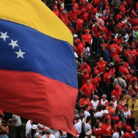 Expulsem l'imperialisme d'Amèrica Llatina!