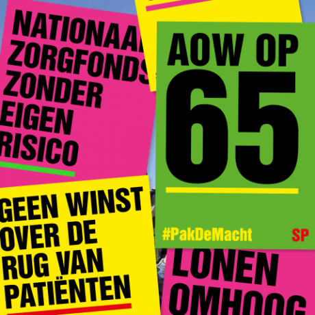 Les JERC donem suport al Socialistische Partij a les eleccions generals dels Països Baixos