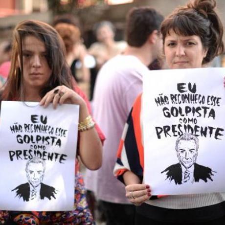 Fotografia d'una manifestació
