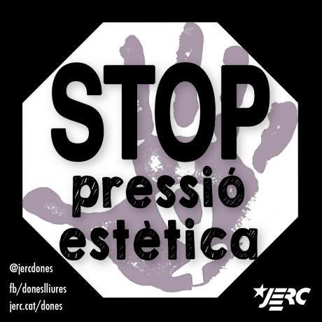 STOP pressió estètica!