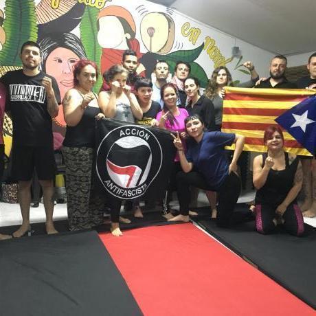 El Jovent Republicà participa a una xerrada organitzada per la Juventud Rebelde Colombia