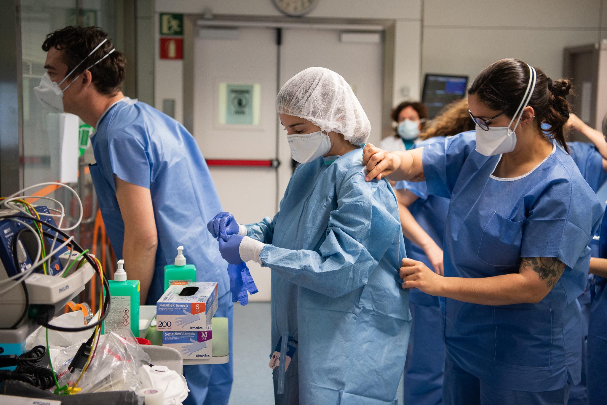 ® Francisco Àvia - Hospital Clínic