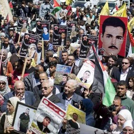 Les JERC en solidaritat amb els presoners i presoneres palestins