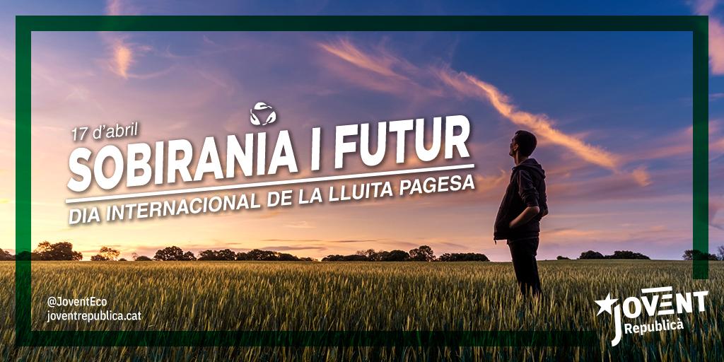 El futur al camp passa pel jovent!