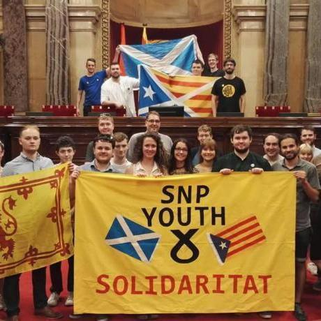 Les JERC donem suport al'organització d'un segon referèndum d'independència a Escòcia