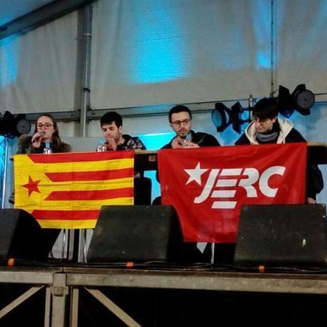 Les Joventuts d'Esquerra Republicana participem en la Scontri Internaziunali a Corsega.