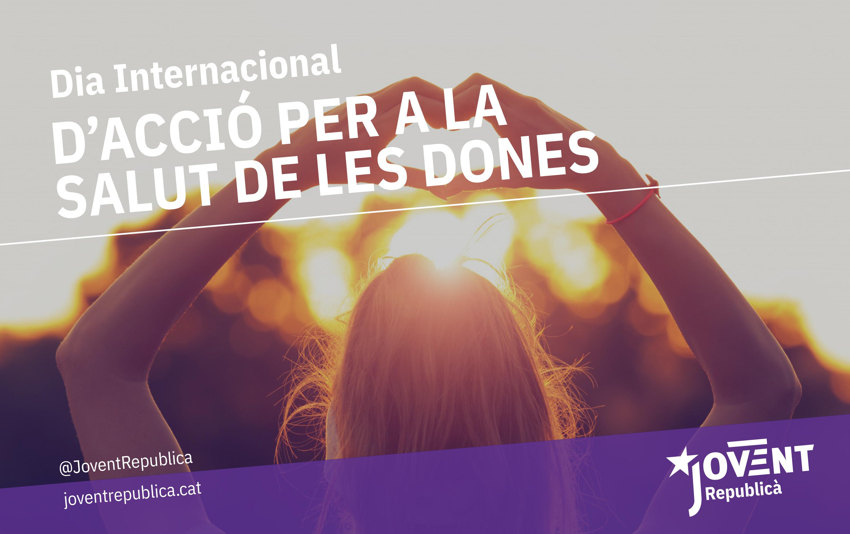 Dia Internacional d'acció per a la salut de les dones