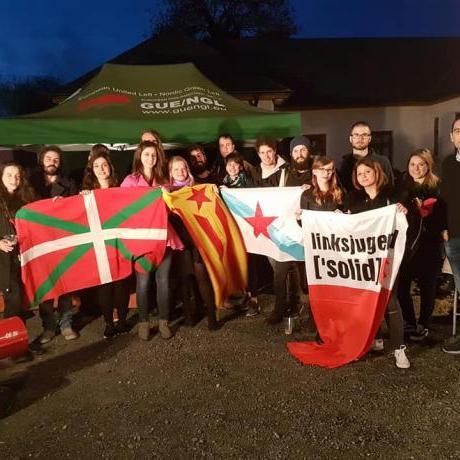 Participem de la Trobada Internacional del Sinn Féin amb organitzacions europees d'esquerres