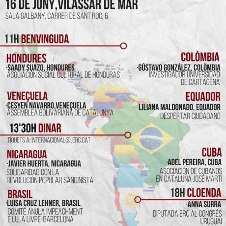 Jornades sobre Amèrica Llatina