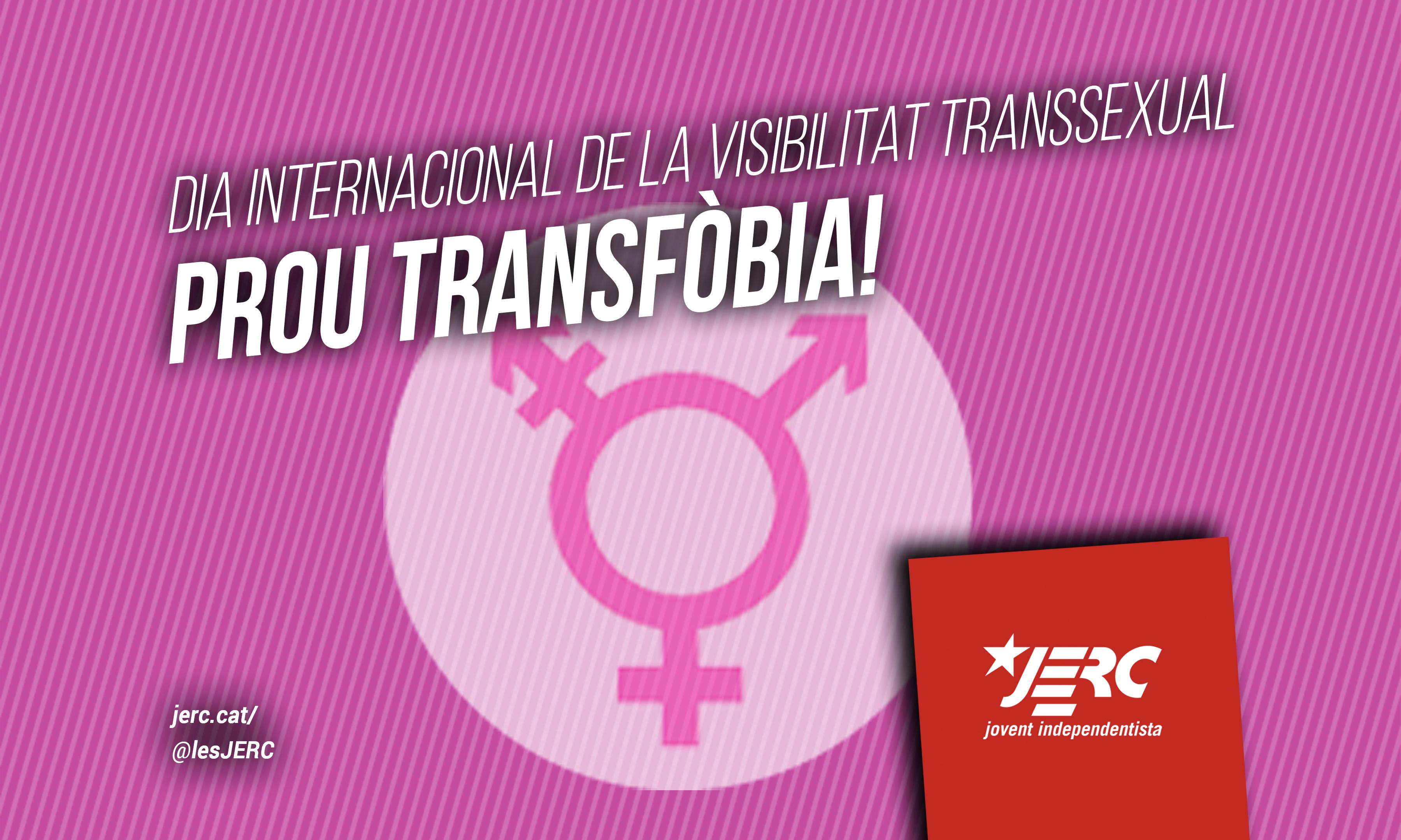 Dia Internacional de la visibilitat transsexual